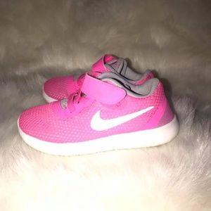 Nike Free RN - Girls' Toddler- Shoes